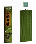MORNING STAR - Traditional Green Tea Incense Sticks